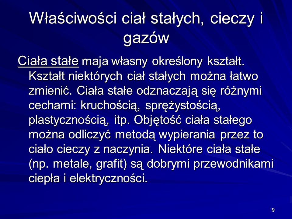 30 Prawo Pascala Ciśnienie w gazach i cieczach jest przekazywane we wszystkich kierunkach jednakowo.