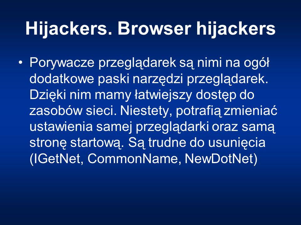Hijackers.
