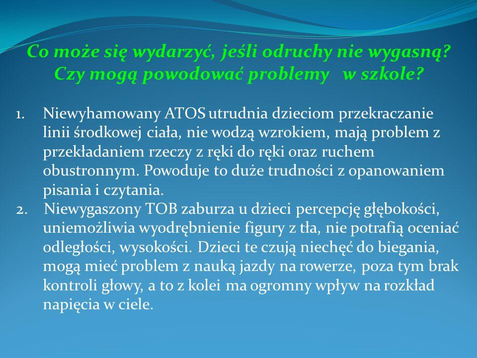 8.Maria Kuleczka – Kraszewska, Dorota Markowska: Uczę się poprzez ruch.