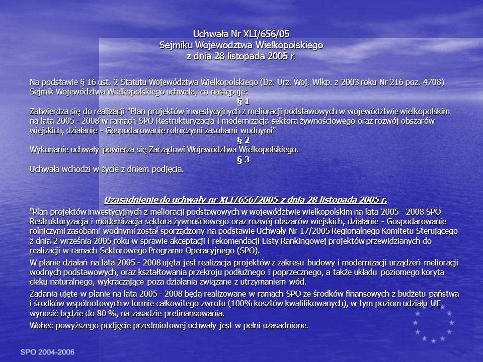 Na podstawie § 16 ust.2 Statutu Województwa Wielkopolskiego (Dz.
