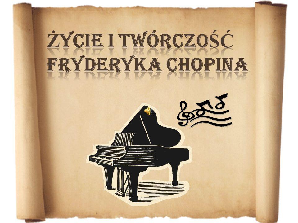 Polski kompozytor i pianista urodzony 22 lutego 1810 roku w Żelazowej Woli, zmarł 17 października 1849 roku w Paryżu.