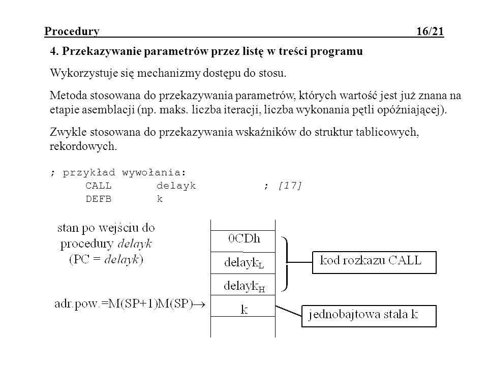 Procedury 16/21 4.