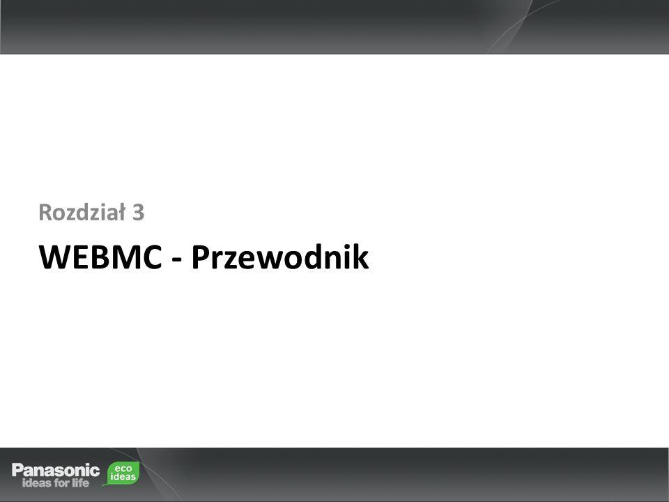 WEBMC - Przewodnik Rozdział 3
