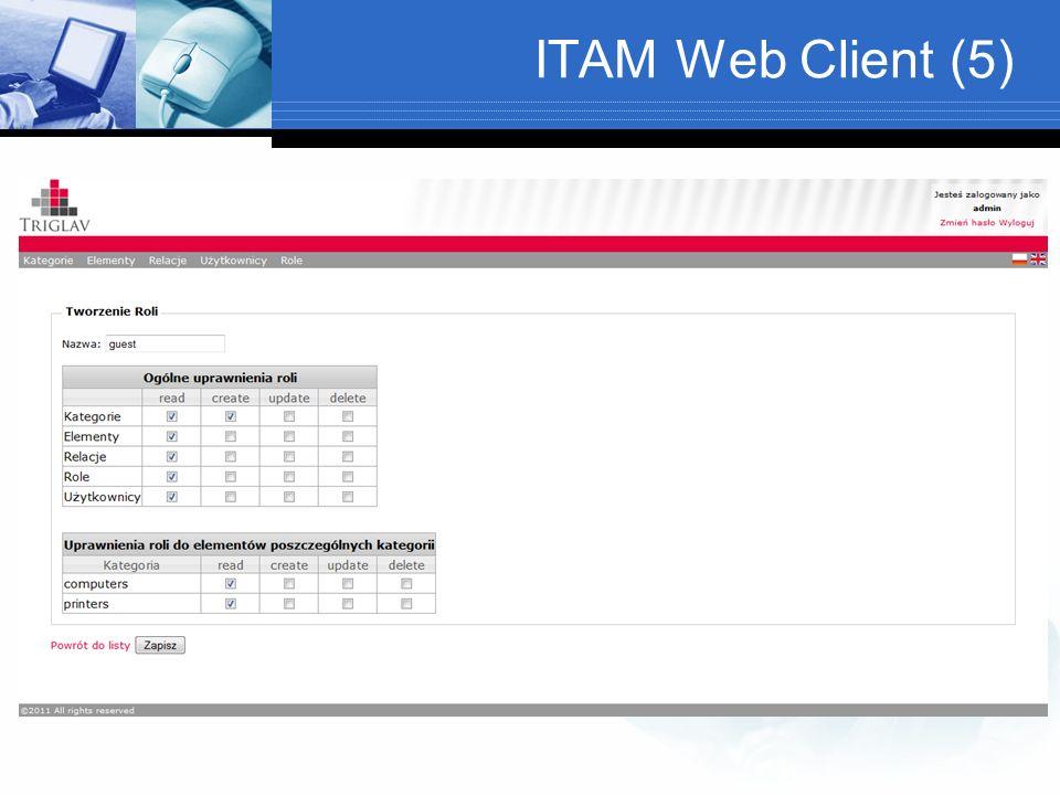 ITAM Web Client (5)