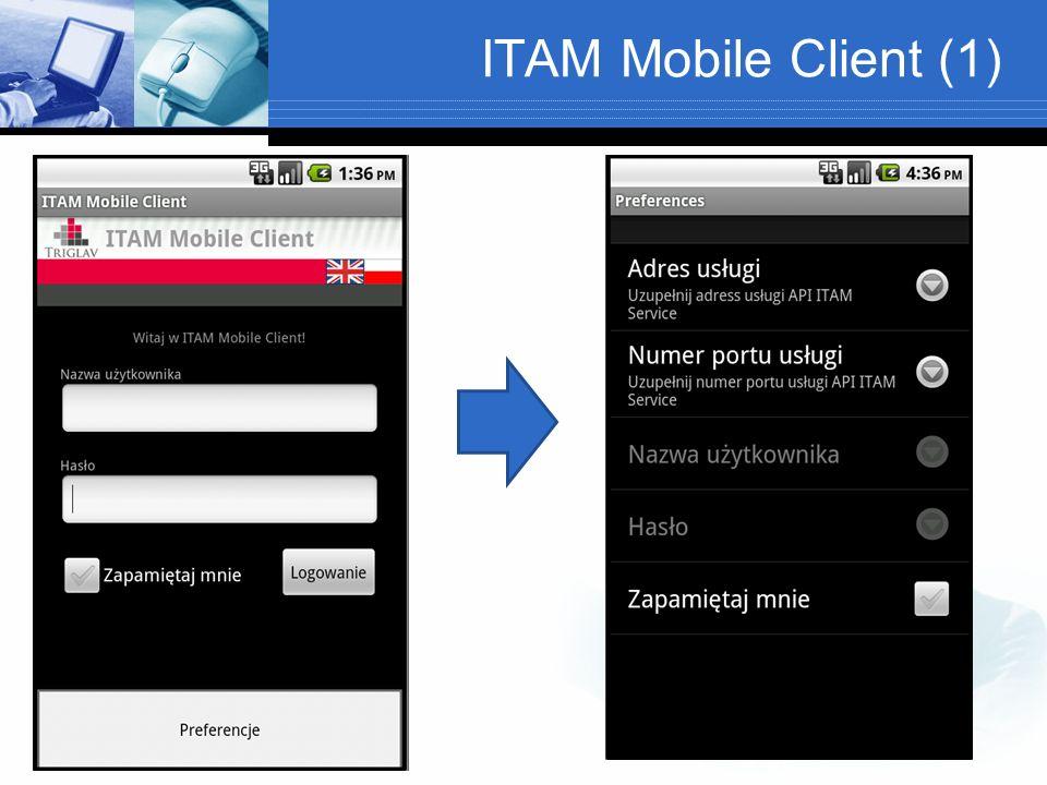 ITAM Mobile Client (1)