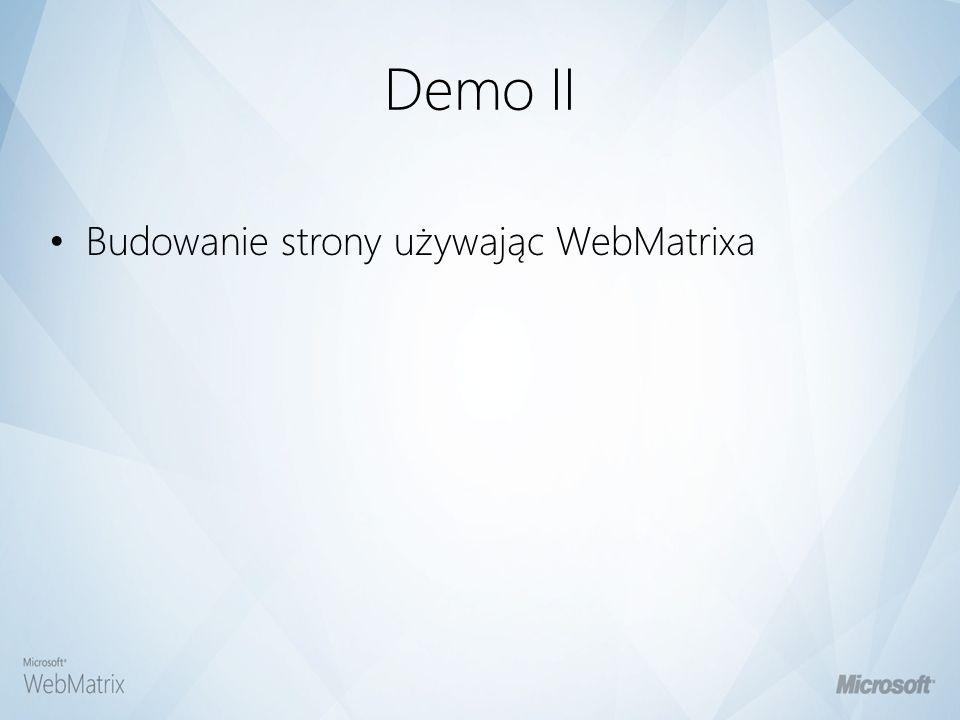 Mnóstwo dostępnych helpów Bezpieczeństwo: – Członkostwo WebSite – Wsparcie Recaptcha Zapobieganie stronom przeciwko Czytaniu captcha Wsparcie dla video(Silverlight, Flash, MediaPlayer) Wsparcie dla obrazków(thumbnail image, uploading image,…) Bing: Rozwinięta przeszukiwarka Bing na stronie Wykres: renderuje więcej niż 30 typów wykresów Wsparcie dla usług socjalnych: – Dodawanie linków dla Stron Socjalnych(facebook) – Dodawanie linków na Tweeta – pokazywanie Facebook Like