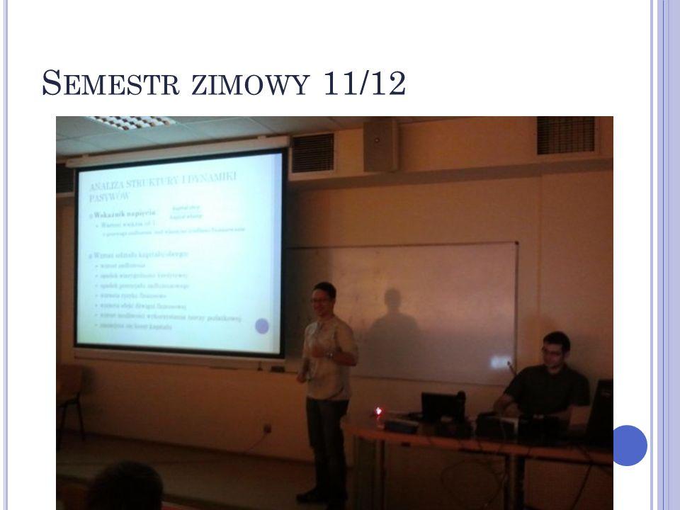 S EMESTR ZIMOWY 11/12