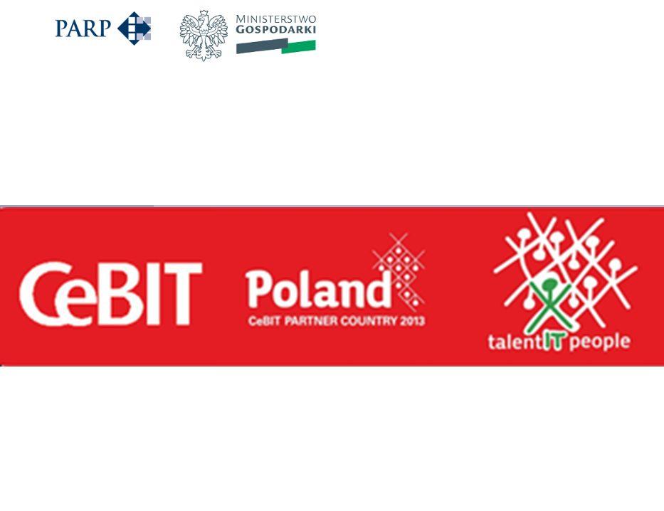 Podsumowanie udziału Polski w roli partnera CeBIT 2013 Warszawa, 9 maja 2013