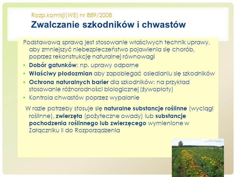 Podstawową sprawą jest stosowanie właściwych technik uprawy, aby zmniejszyć niebezpieczeństwo pojawienia się chorób, poprzez rekonstrukcję naturalnej