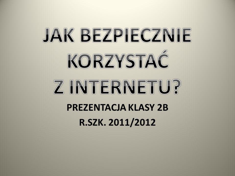Internet jako doskonałe medium komunikacyjne stał się platformą do rozpowszechniania różnego rodzaju nielegalnych treści.