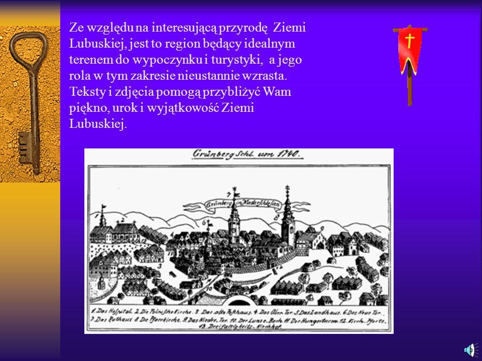 Konkatedra to najstarszy zabytek Zielonej Góry ufundowany został w II poł.