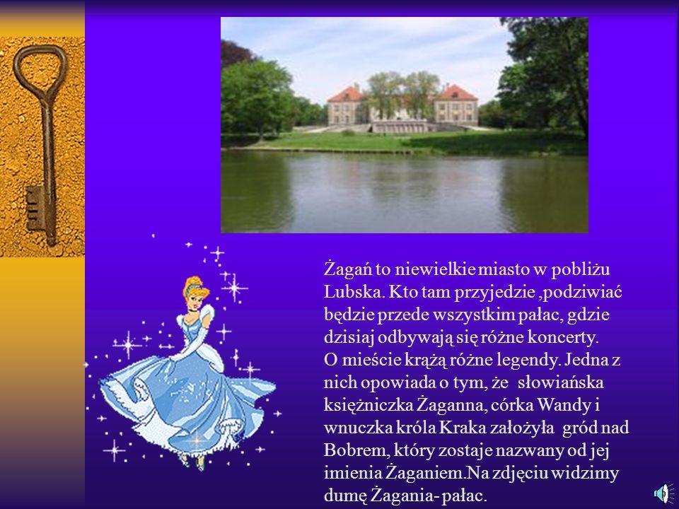 Ratusz w Lubsku jest centralnym obiektem naszego miasta.