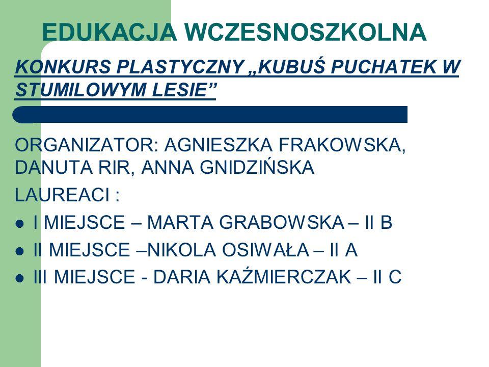 KRZYSZTOF LEWANDOWSKI III A ZAWODY PŁYWACKIE W SKIERNIEWICACH DN.