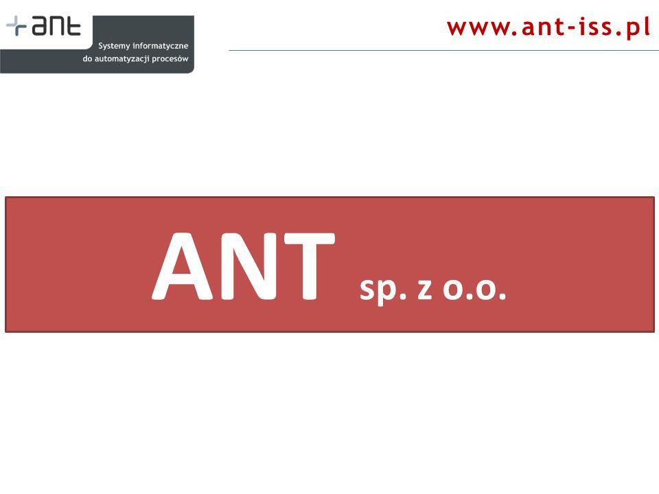ANT sp. z o.o.