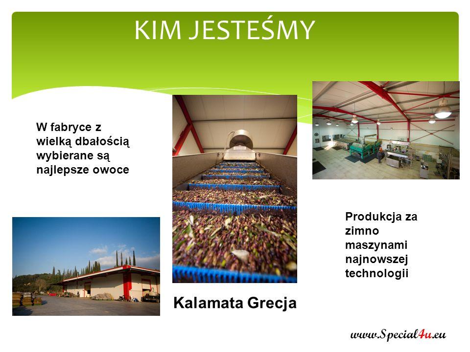 www.Special4u.eu KIM JESTEŚMY Rodzinna produkcja oliwy AENAON działa od roku 1960.