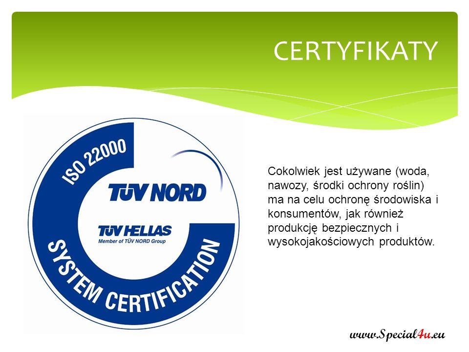 KONTAKT Daria Bilska – Stamiri Storczykowa 14 58-200 Dzierzoniow Tel :74 831 6884 Kom :517 547 456 Email :info@special4u.eu Web :www.special4u.eu www.Special4u.eu