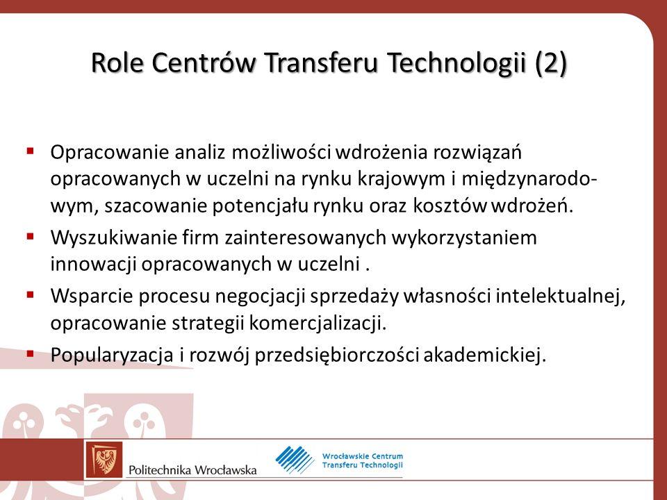 Opracowanie analiz możliwości wdrożenia rozwiązań opracowanych w uczelni na rynku krajowym i międzynarodo- wym, szacowanie potencjału rynku oraz kosztów wdrożeń.