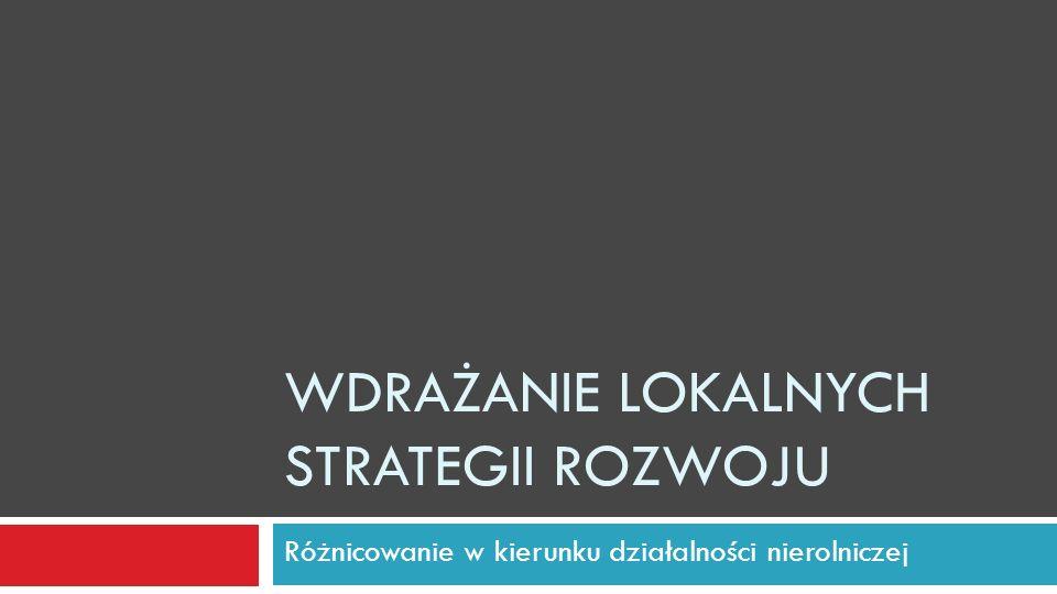 LGD w PROW 2007-2013 - zadania informuje ludność z obszaru na którym wdrażana jest LSR: o przedsięwzięciach jakie zamierza wdrażać w ramach LSR, warunkach przyznania pomocy oraz o dodatkowych lokalnych kryteriach wyboru, szkoli potencjalnych beneficjentów jak przygotowywać wnioski o przyznanie pomocy,