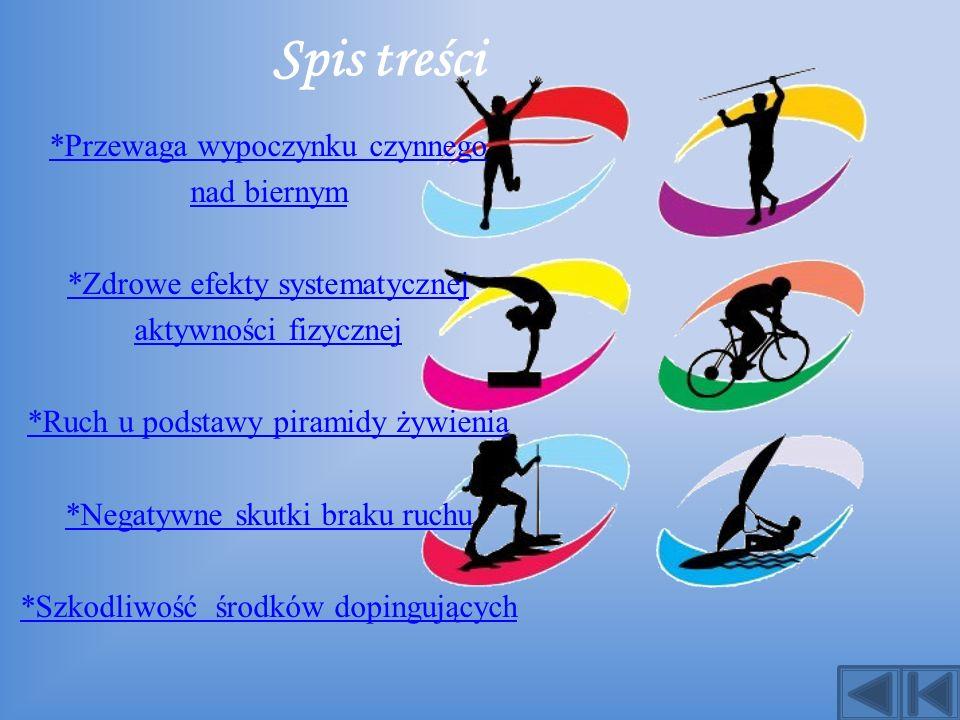 Brak aktywności fizycznej a aparat ruchu Już tylko kilkudniowe zaprzestanie aktywności fizycznej powoduje zanik mięśni.