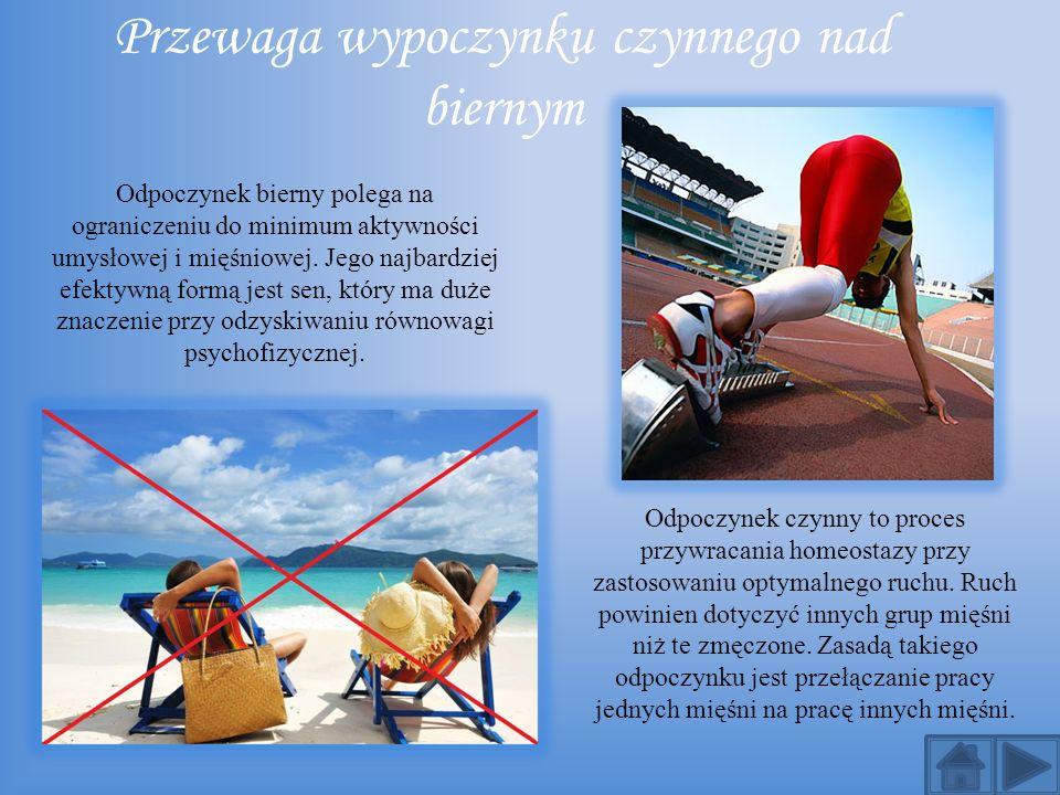 Brak aktywności fizycznej a układ odpornościowy Niski poziom aktywności fizycznej lub jej całkowity brak zaburza funkcjonowanie układu odpornościowego człowieka.
