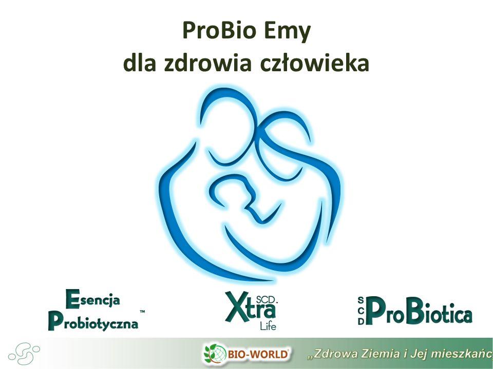 ProBio Emy dla zdrowia człowieka