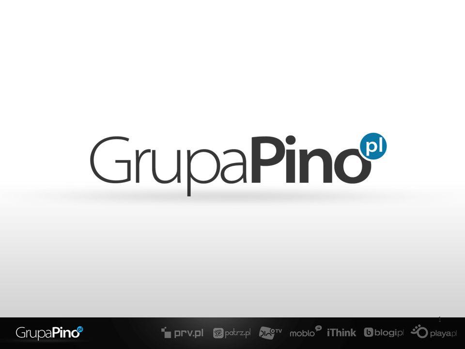 Zapraszamy do współpracy Pino Group / Internet Group ul. Młynarska 42 01-171 Warszawa 52