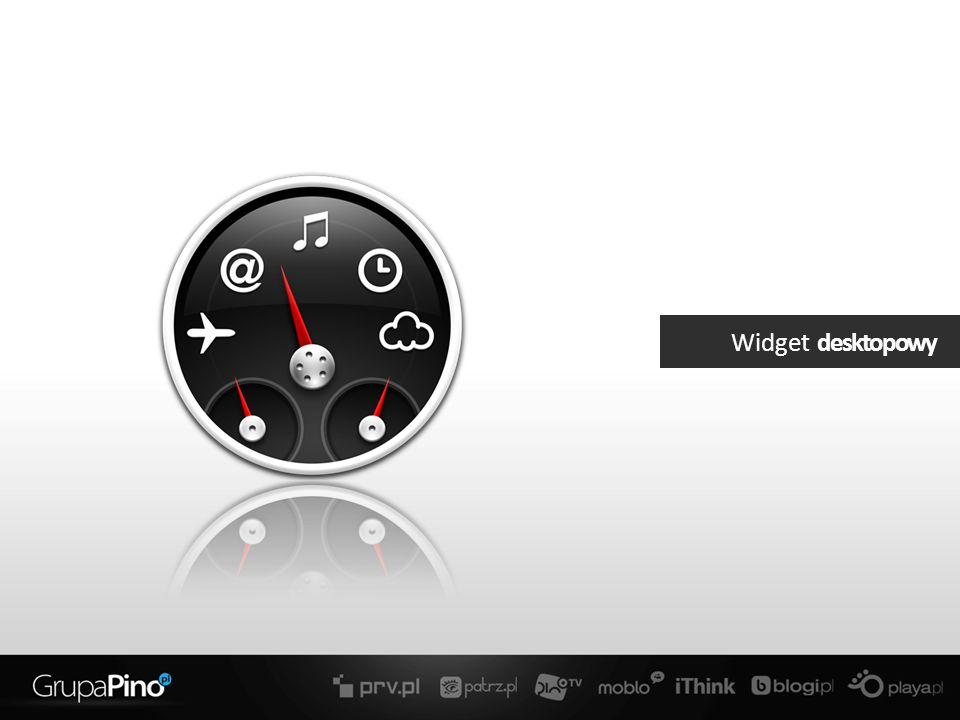 Widget desktopowy
