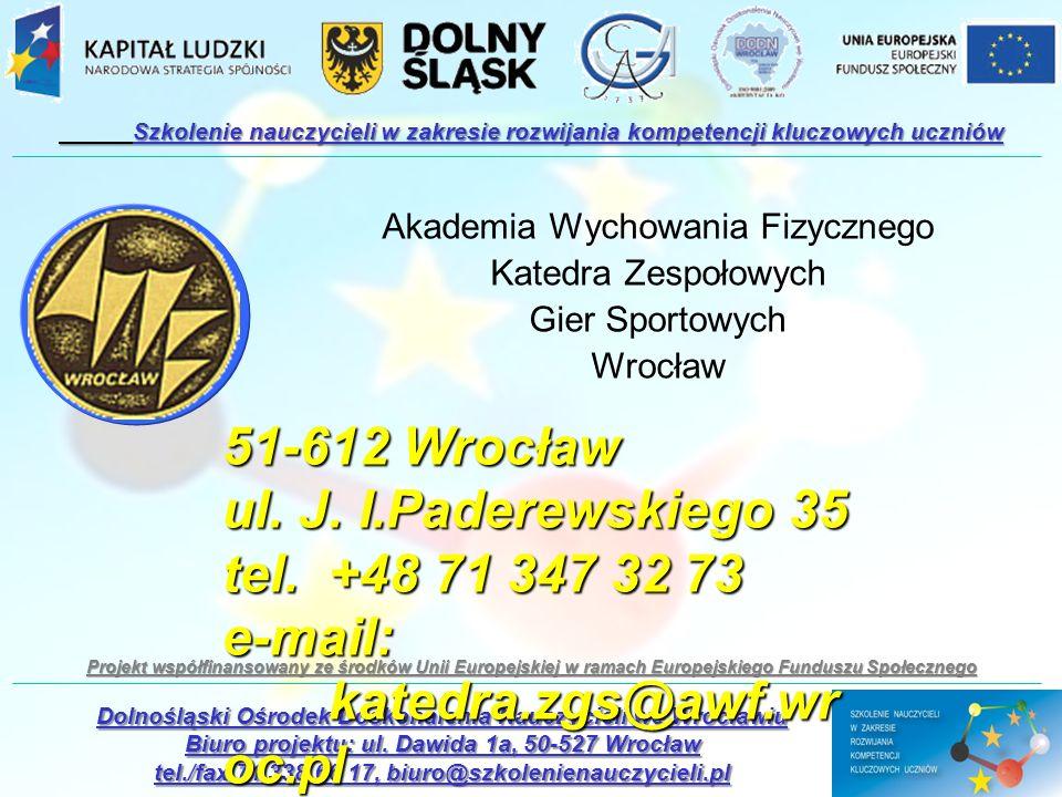 41 Szkolenie nauczycieli w zakresie rozwijania kompetencji kluczowych uczniów Szkolenie nauczycieli w zakresie rozwijania kompetencji kluczowych uczni