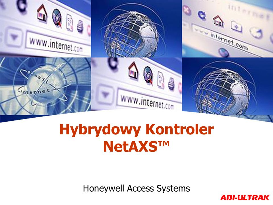 Hybrydowy Kontroler NetAXS Honeywell Access Systems