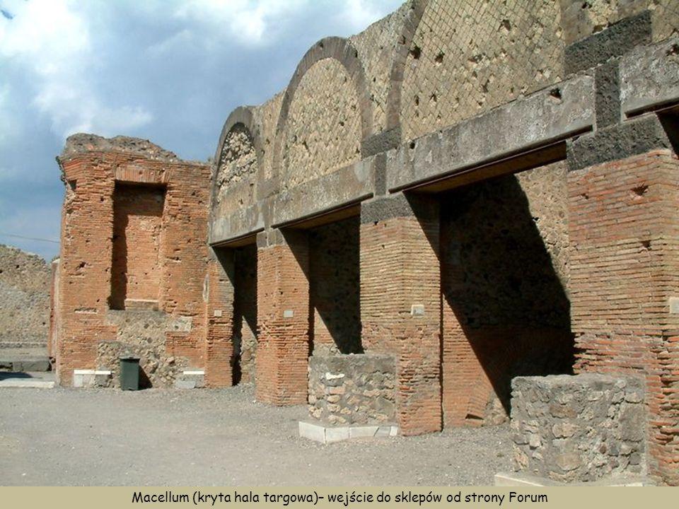 Forum – był to plac o wymiarach 38 × 157 m z otaczającą go kolumnadą.
