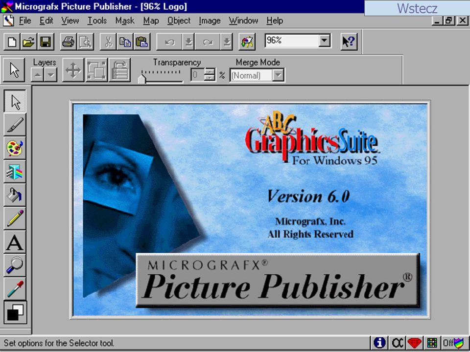 ScreenShot 1ScreenShot 2 Paint Shop Pro Program został wydany przez firmę Jasc Software.