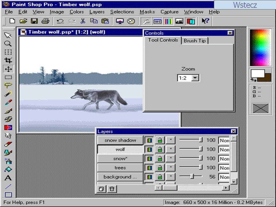 ScreenShot 1 Gimp Gimp (GNU Image Manipulation Program) jest jednym z najlepszych programów do obróbki grafiki rastrowej dla systemów uniksowych.