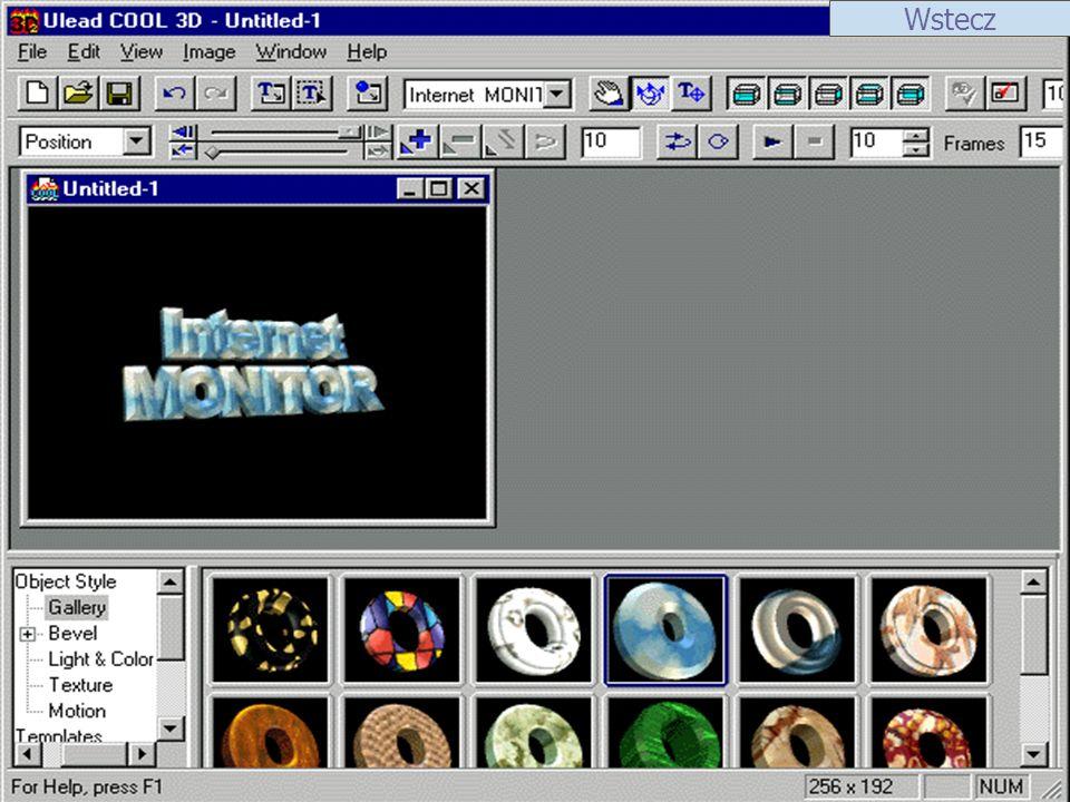 ScreenShot 1 Web Graphics Optimizer Shareware owy program służący do konwersji i optymalizacji plików graficznych.