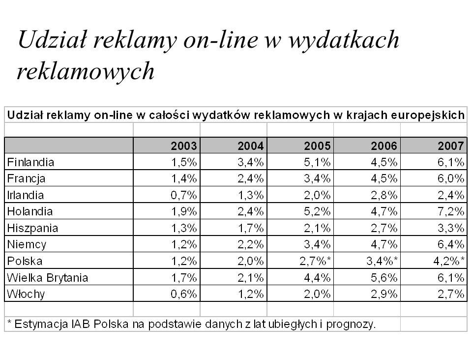 Internauci w Polsce
