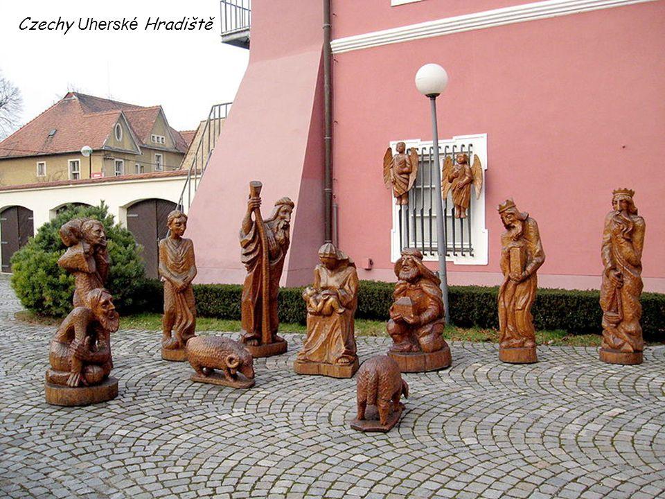 Czechy, Mohelnice