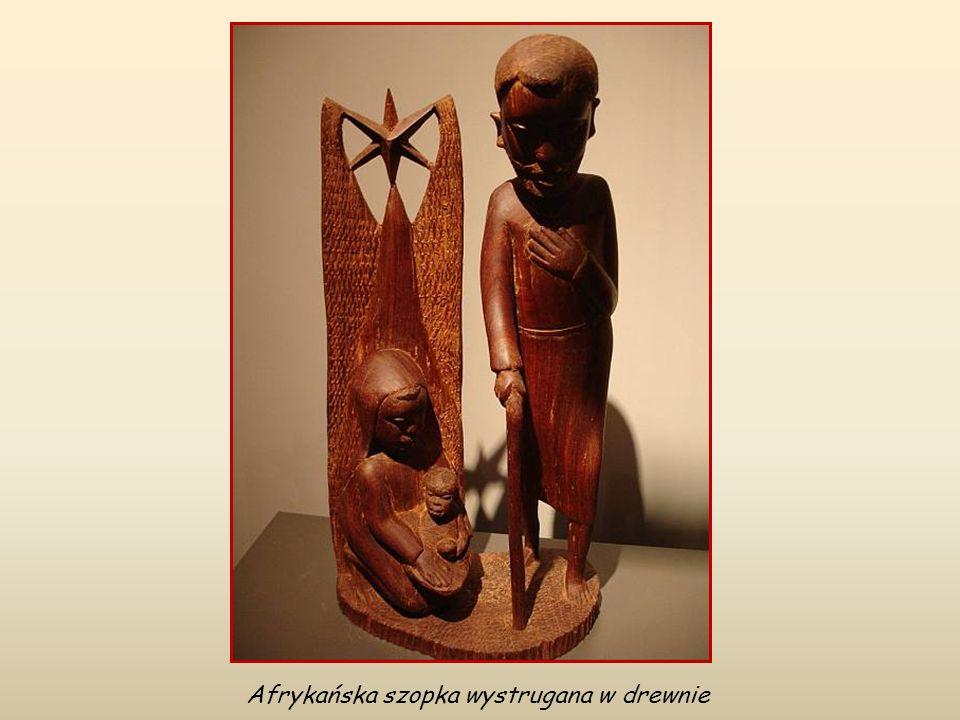Szopka z Egiptu