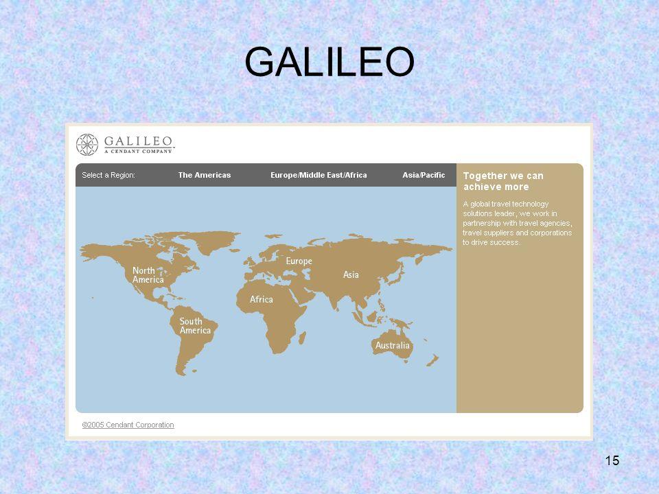 15 GALILEO