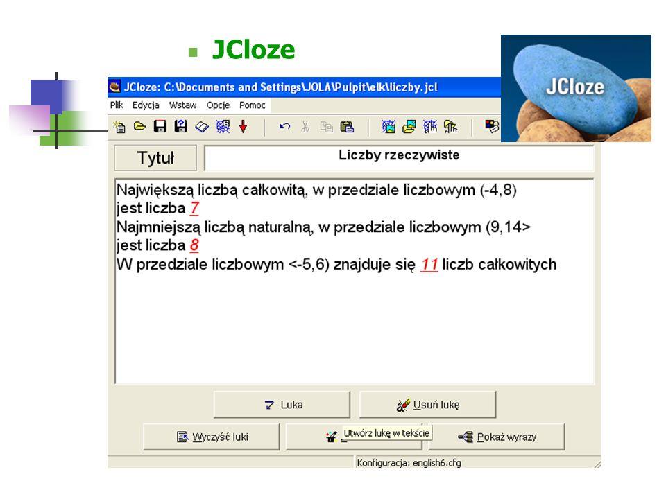 JCloze