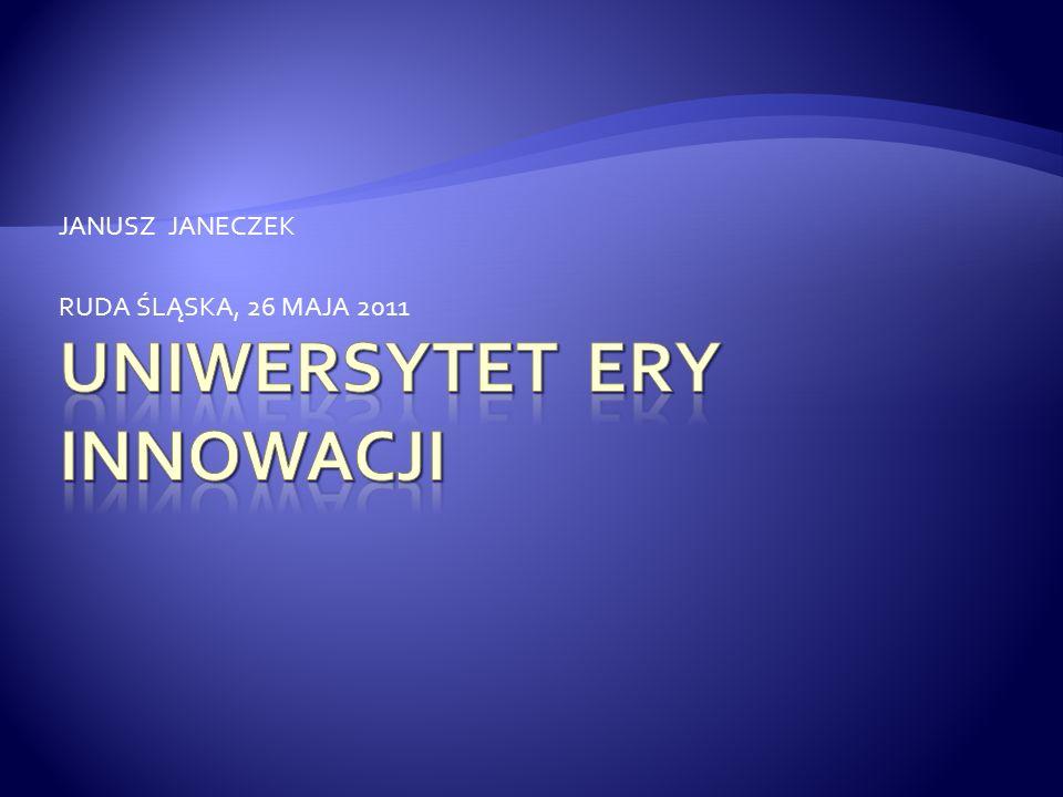 JANUSZ JANECZEK RUDA ŚLĄSKA, 26 MAJA 2011