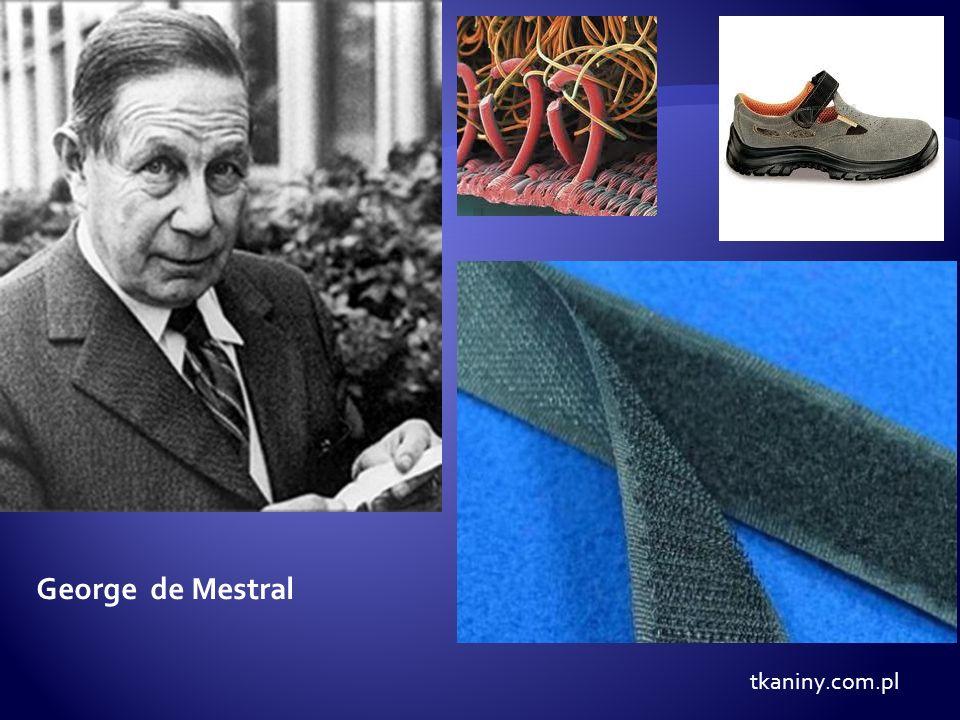 tkaniny.com.pl George de Mestral