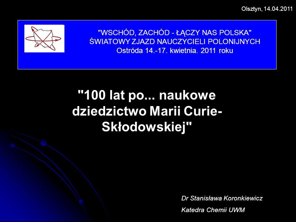 WSCHÓD, ZACHÓD - ŁĄCZY NAS POLSKA ŚWIATOWY ZJAZD NAUCZYCIELI POLONIJNYCH Ostróda 14.-17.