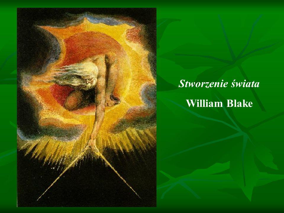 Stworzenie świata William Blake