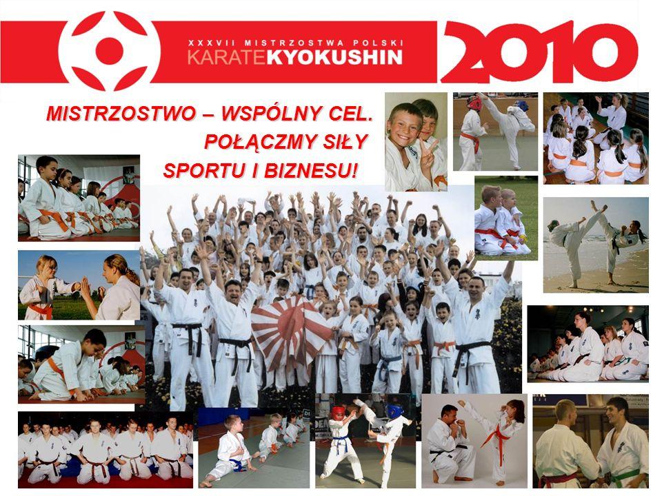Mistrzostwa Polski są najważniejszym w roku wydarzeniem sportowym karate kyokushin.
