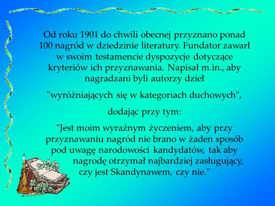 Jak do tej pory to wszyscy polscy laureaci Literackiej Nagrody Nobla.
