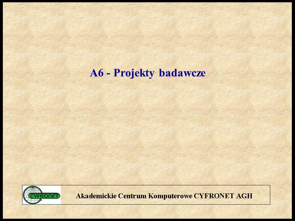 A6 - Projekty badawcze