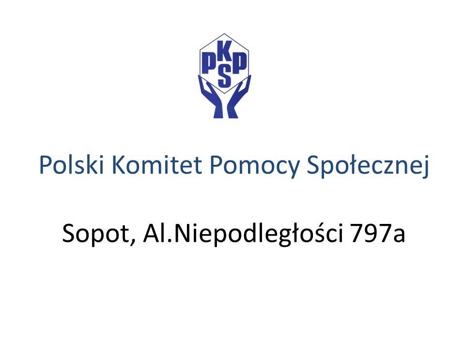 Polski Komitet Pomocy Społecznej Sopot, Al.Niepodległości 797a