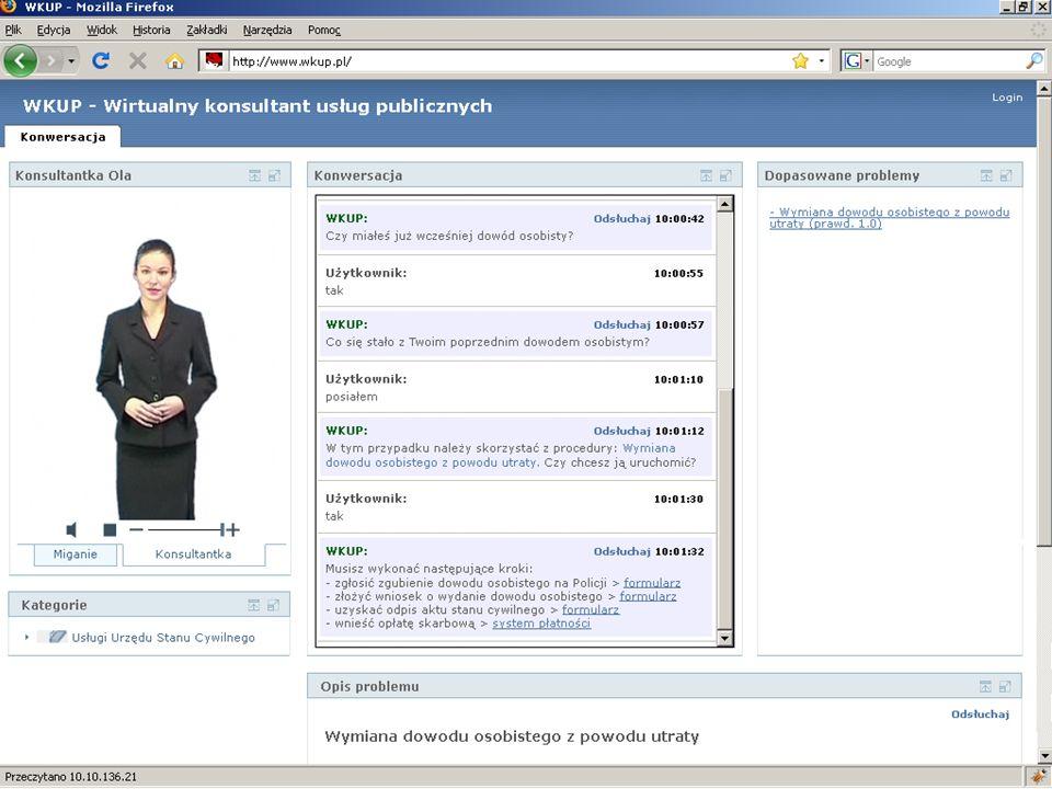 www.abg.com.pl 19 Prezentacja działania systemu