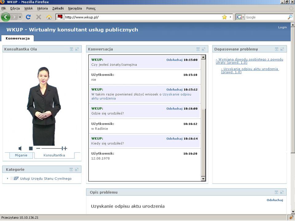 www.abg.com.pl 20 Prezentacja działania systemu