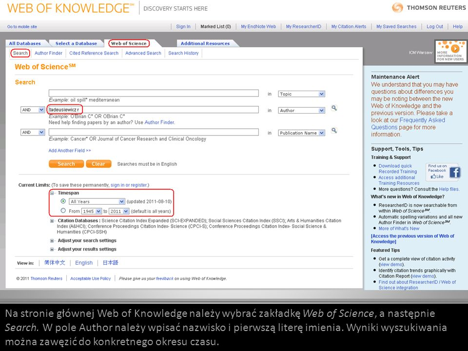 W wynikach wyszukiwania mogą znaleźć się również prace innych autorów o tym samym nazwisku.