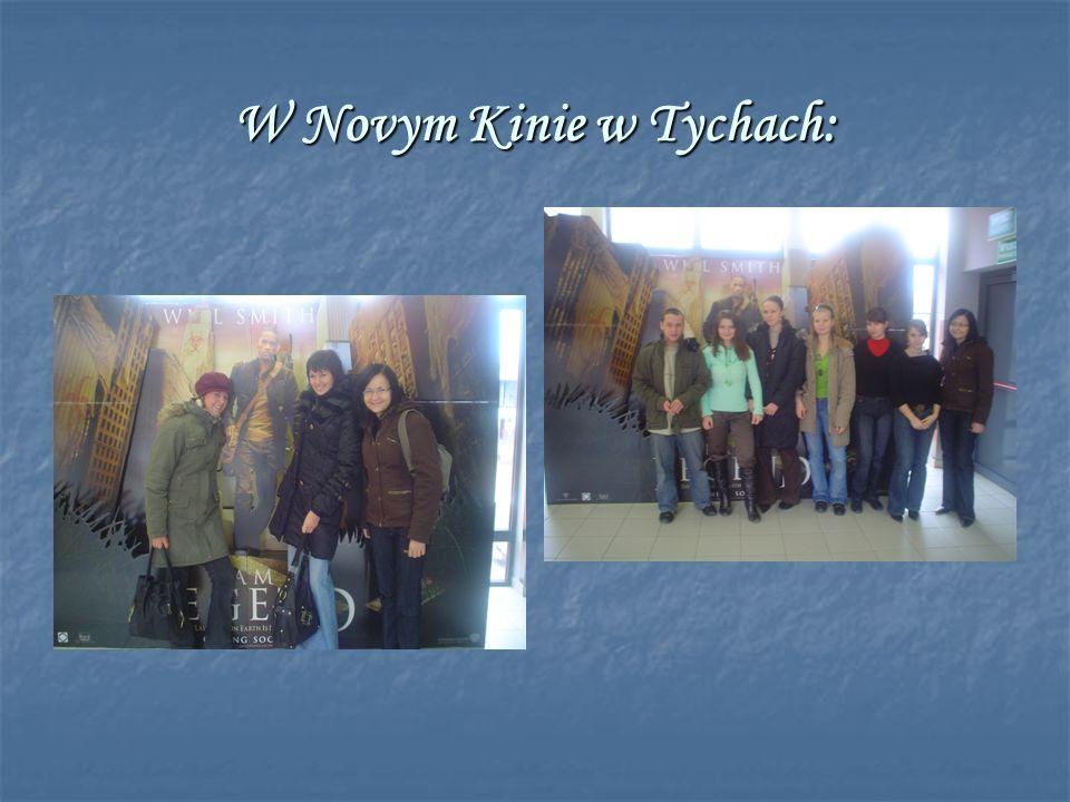 W Novym Kinie w Tychach: